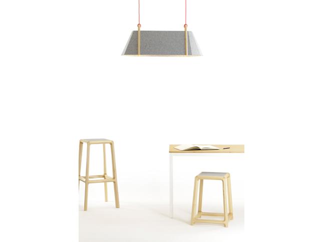 Frankie double pendant & Chamfer stools insitu 03 - Designer Designtree.jpg