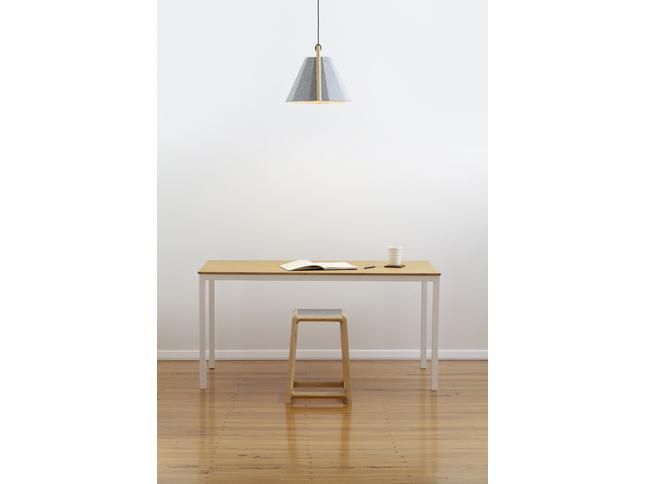 Frankie pendant & Chamfer stool insitu 01 - Designer Designtree.jpg