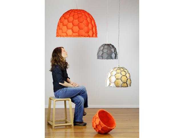 Nectar small and large half lampshade 02 - Designer Designtree.jpg