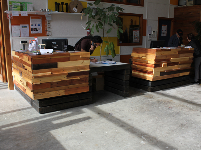 sustainability trust - Forresters Lane Furniture