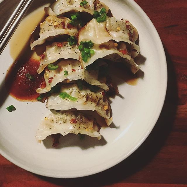 Frozen dumplings ftw