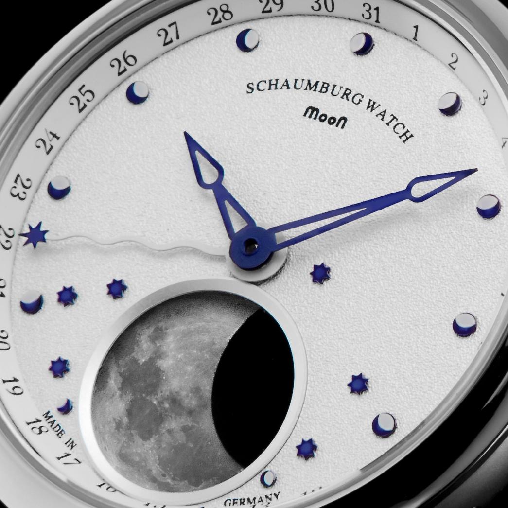 Schaumburg Watch MooN One
