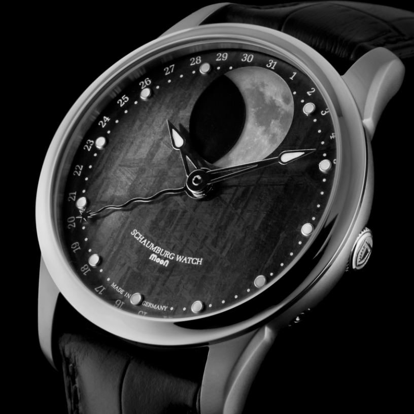 Schaumburg Watch Perpetual MooN Meteor