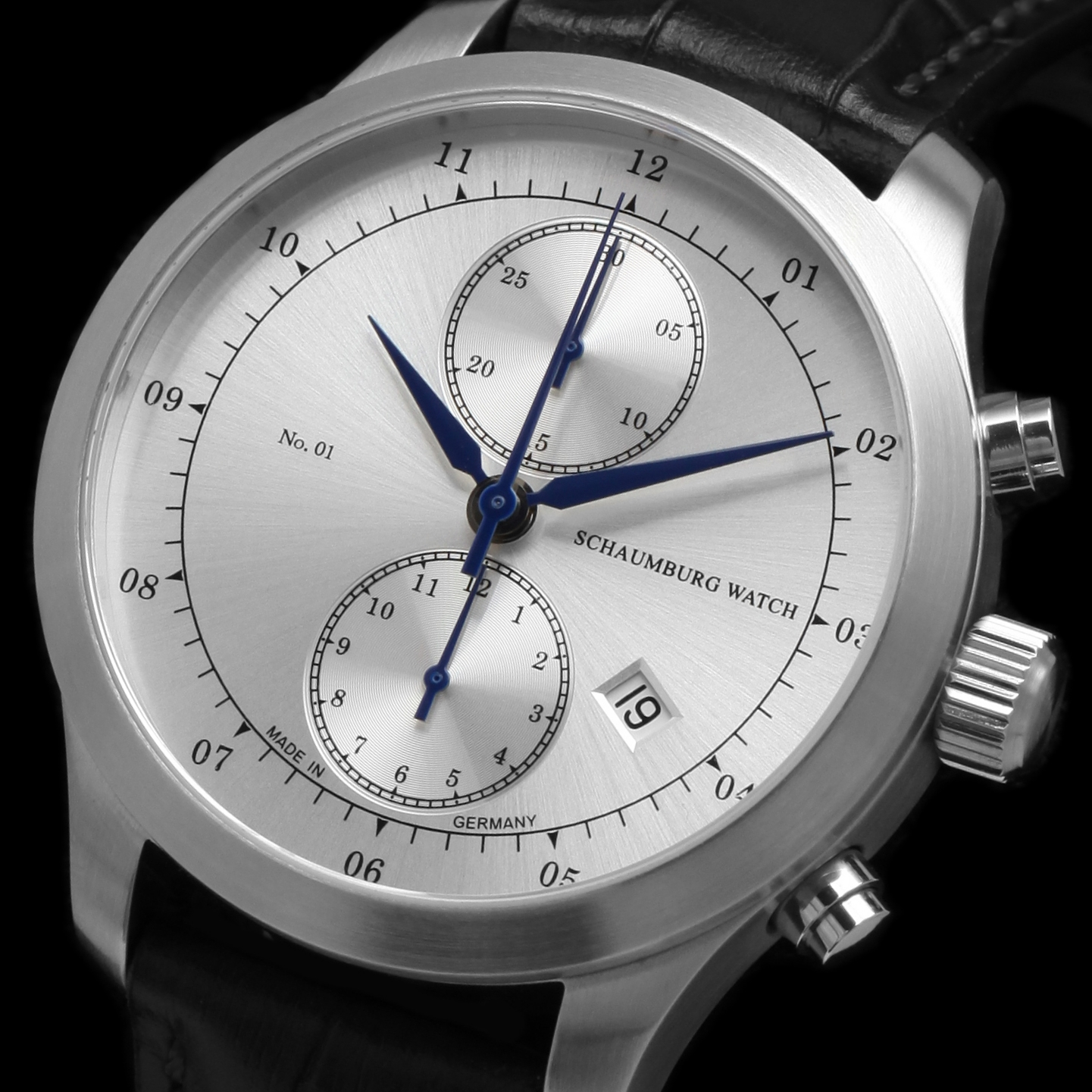 Schaumburg Watch Chronograph No.01