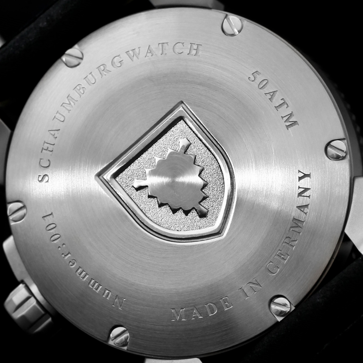 Schaumburg Watch AQM 4 3D