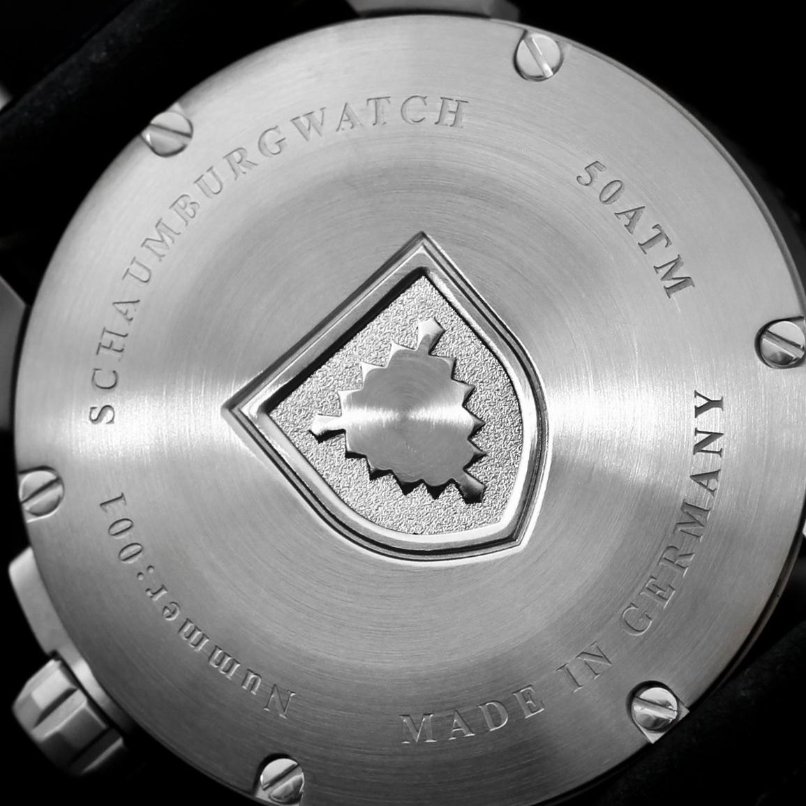 Schaumburg Watch AQM 4 1/2