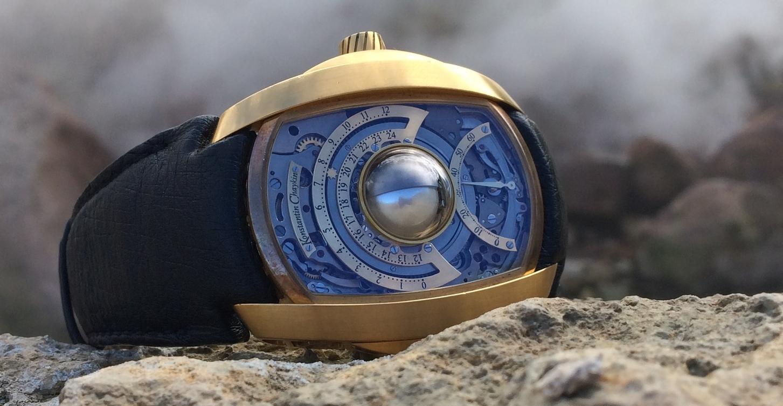 Konstantin Chaykin Lunokhod Prime