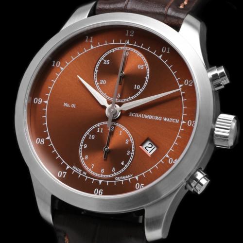 Schaumburg Watch Chronograph