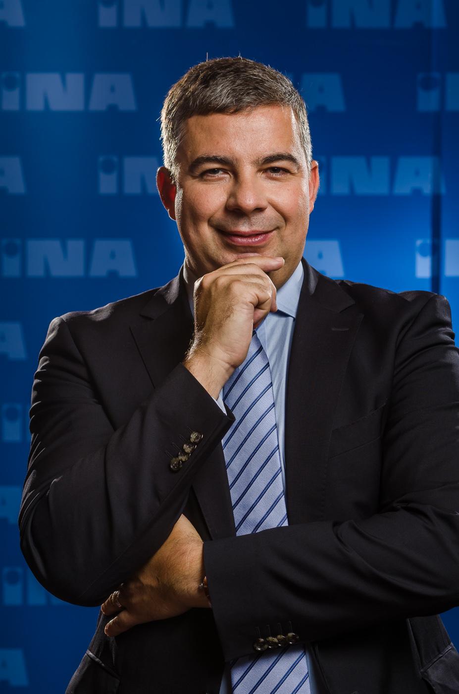 Zoltan Aldtot, predsjednik uprave INA
