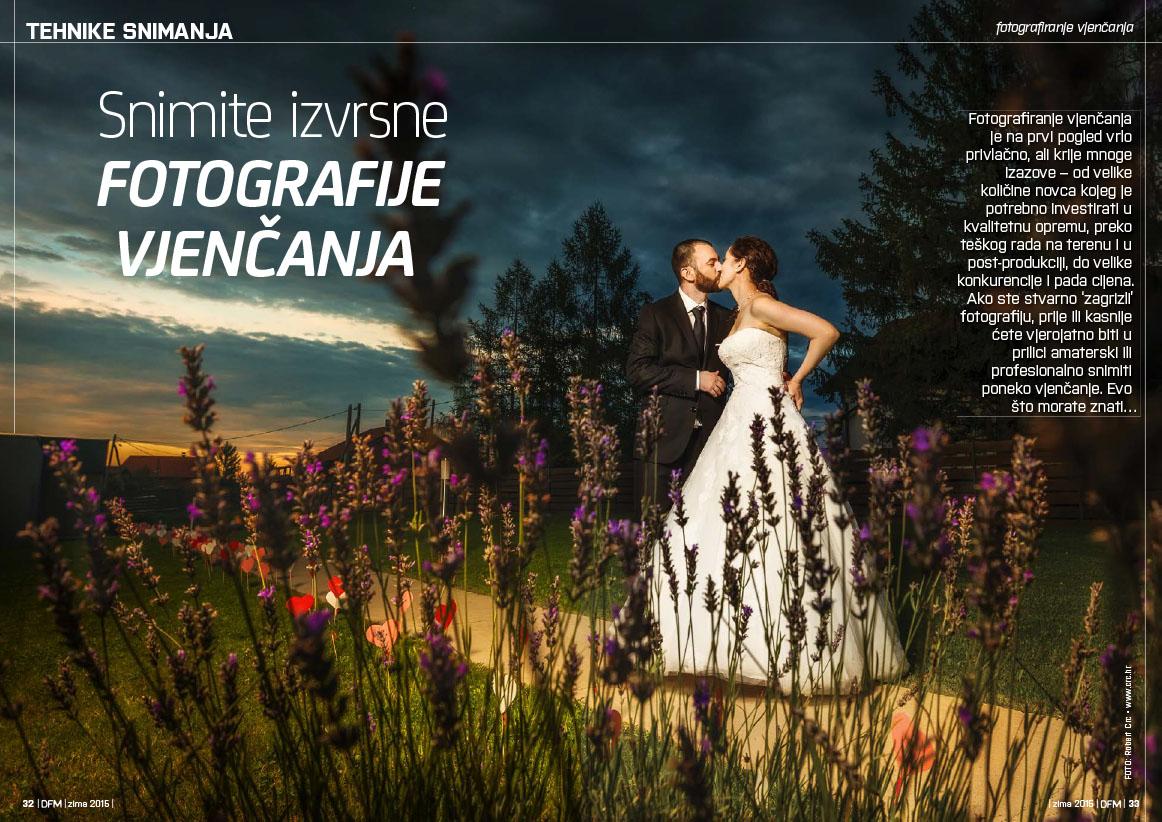 fotografije vjenčanja 1