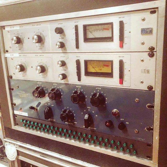 Sonics. #audio #sound #audioengineer #soundengineer #music #musiclife #pultec #1176 #recordingstudio #studiolife