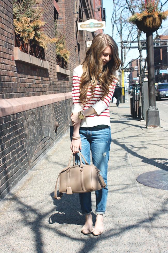 chelsea_lane_zipped_fashion_blog_minneapolis_blogger_forever_21_stripe_tee_gap_1969_sexy_boyfriend_jeans_nine_west_patent_flats_francescas2.jpg