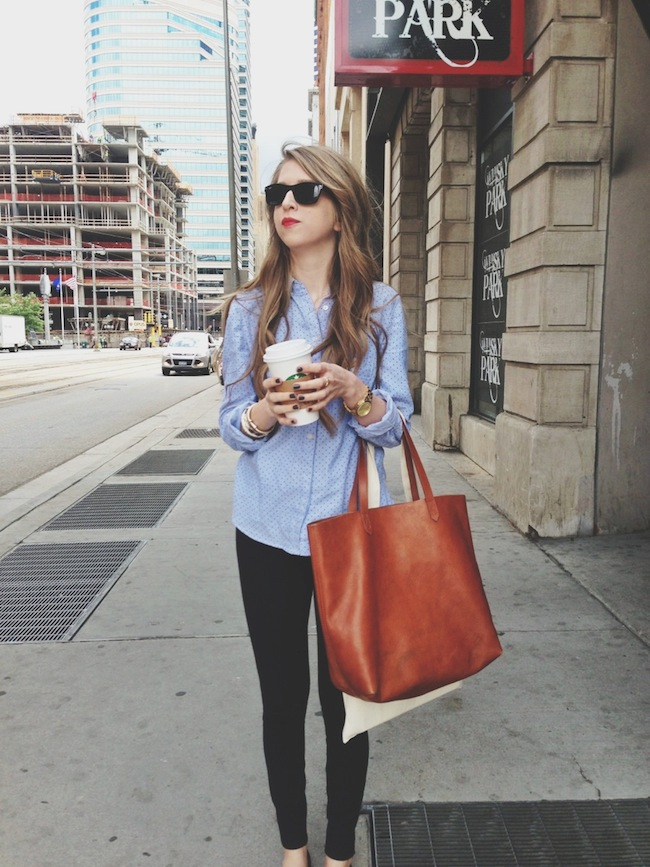 chelsea_zipped_minneapolis_fashion_blogger_gap_perfect_dot_oxford_jcrew_pixie_pants_madewell_transport_tote2.JPG