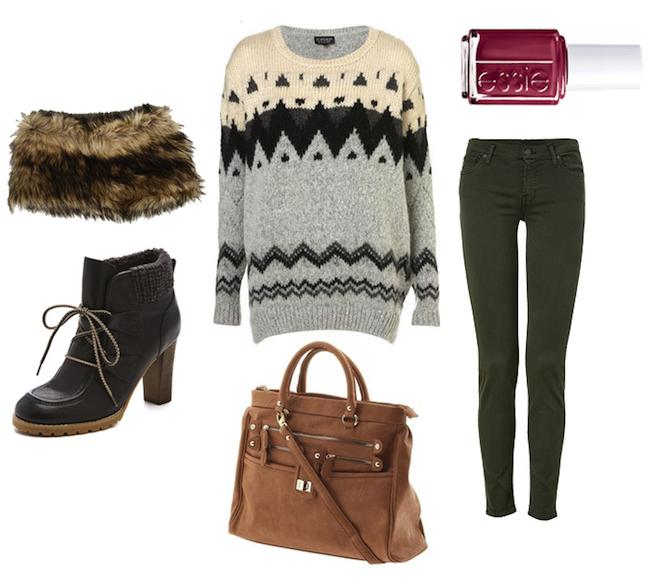 topshop_fairisle_sweater_sevenforallmankind_olive_jeans_seebychloe_ankleboots_daniellenicole_michaelkors_fauxfur_snood1.png