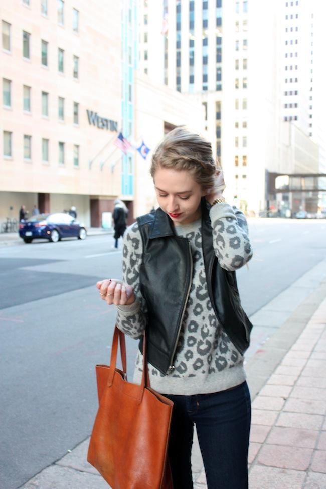chelsea+lane+zipped+truelane+blog+minneapolis+fashion+style+blogger+gap+leopard+sweater+bb+dakota+virgo+vegan+leather+vest+gap+denim+leggings+vince+camutp+easy+does+it+dorsay+pointy+flats+madewell+transport+tote4.jpg