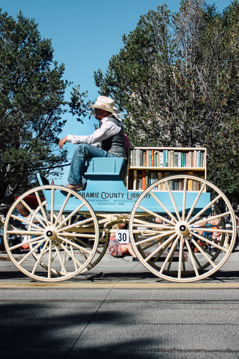 Cheyenne Frontier Days library carriage, via truelane.png