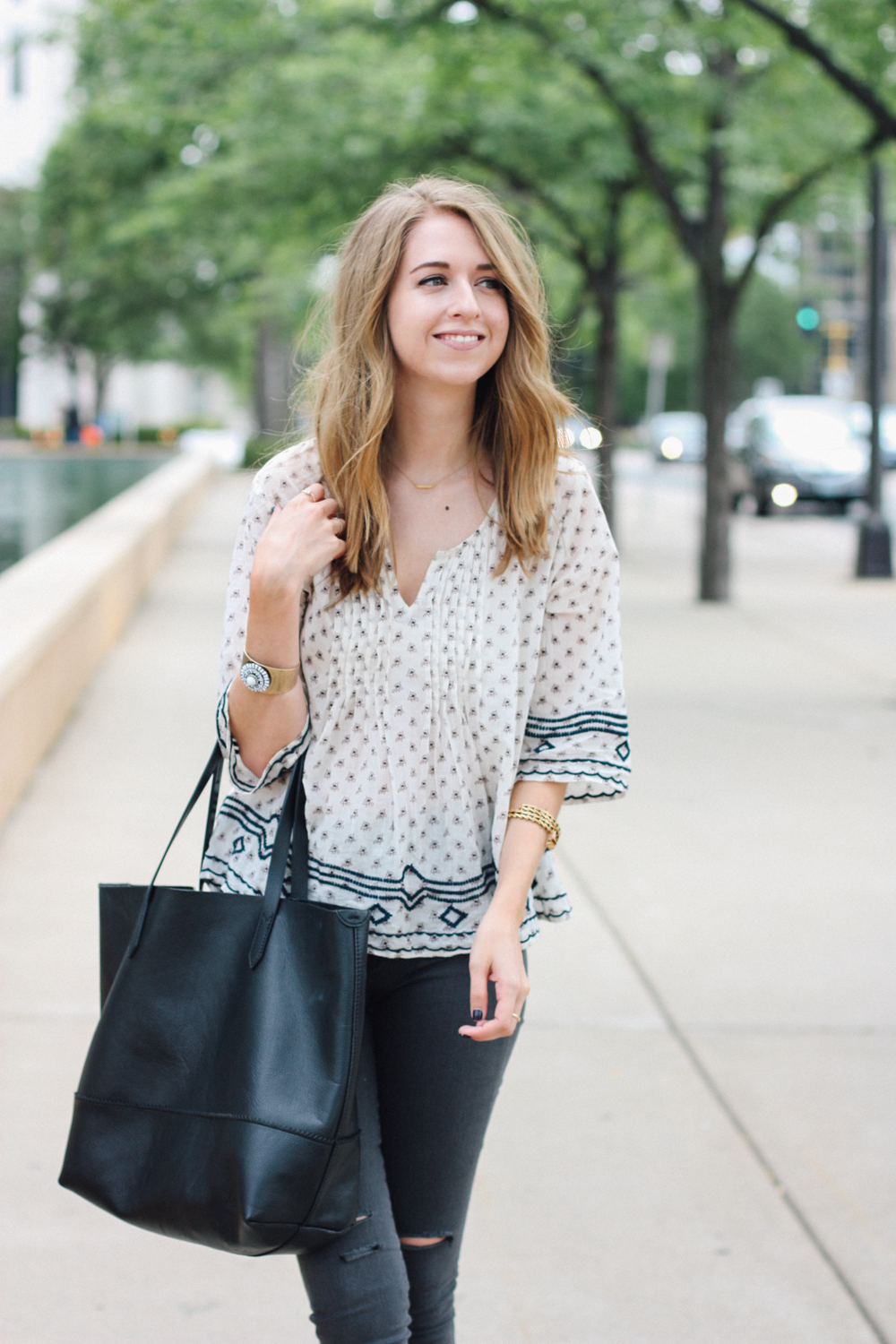 Minneapolis fashion blogger truelane in Forever 21, J.Crew, and DSTLD.png