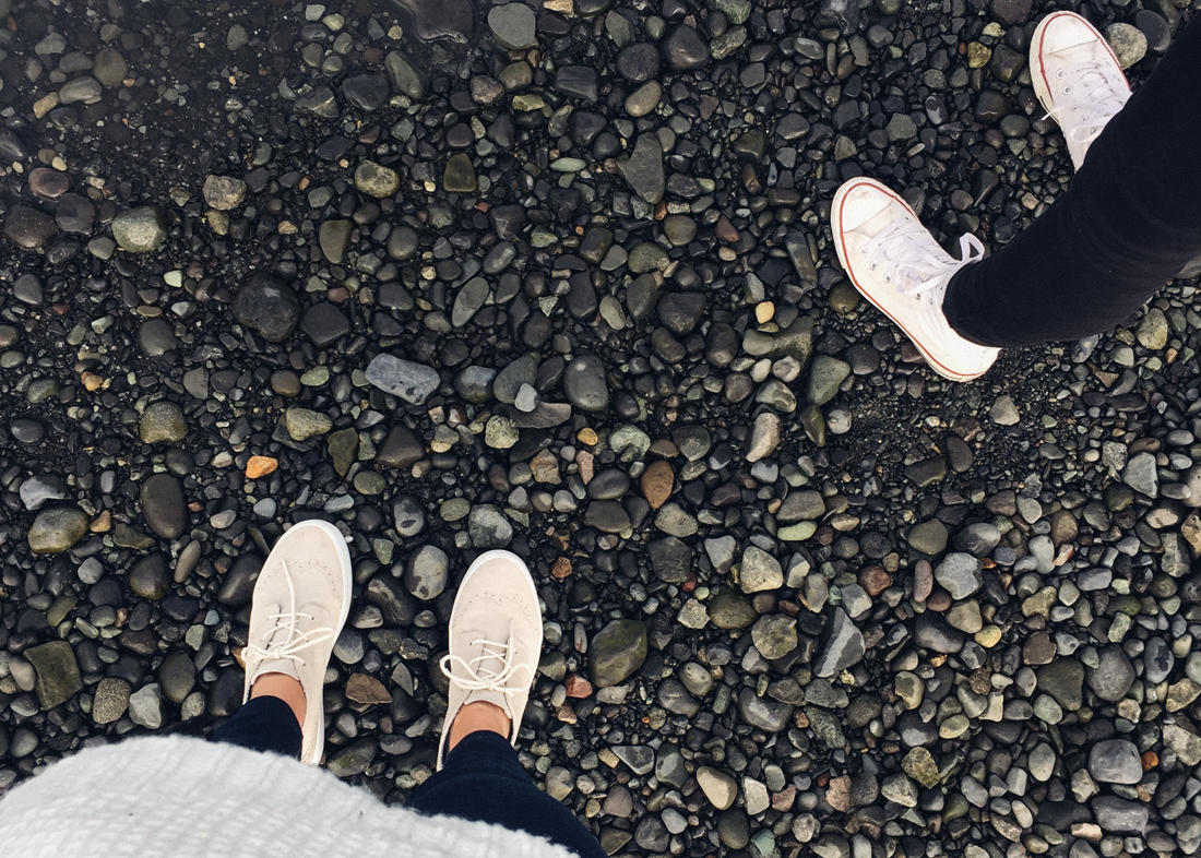 Unnown Footwear and Converse Shoes in Iceland's Glacier Lagoon beach.png