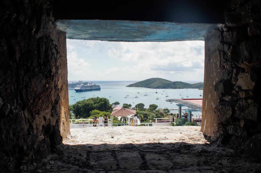 Blackbeard's Castle lookout, St. Thomas | truelane