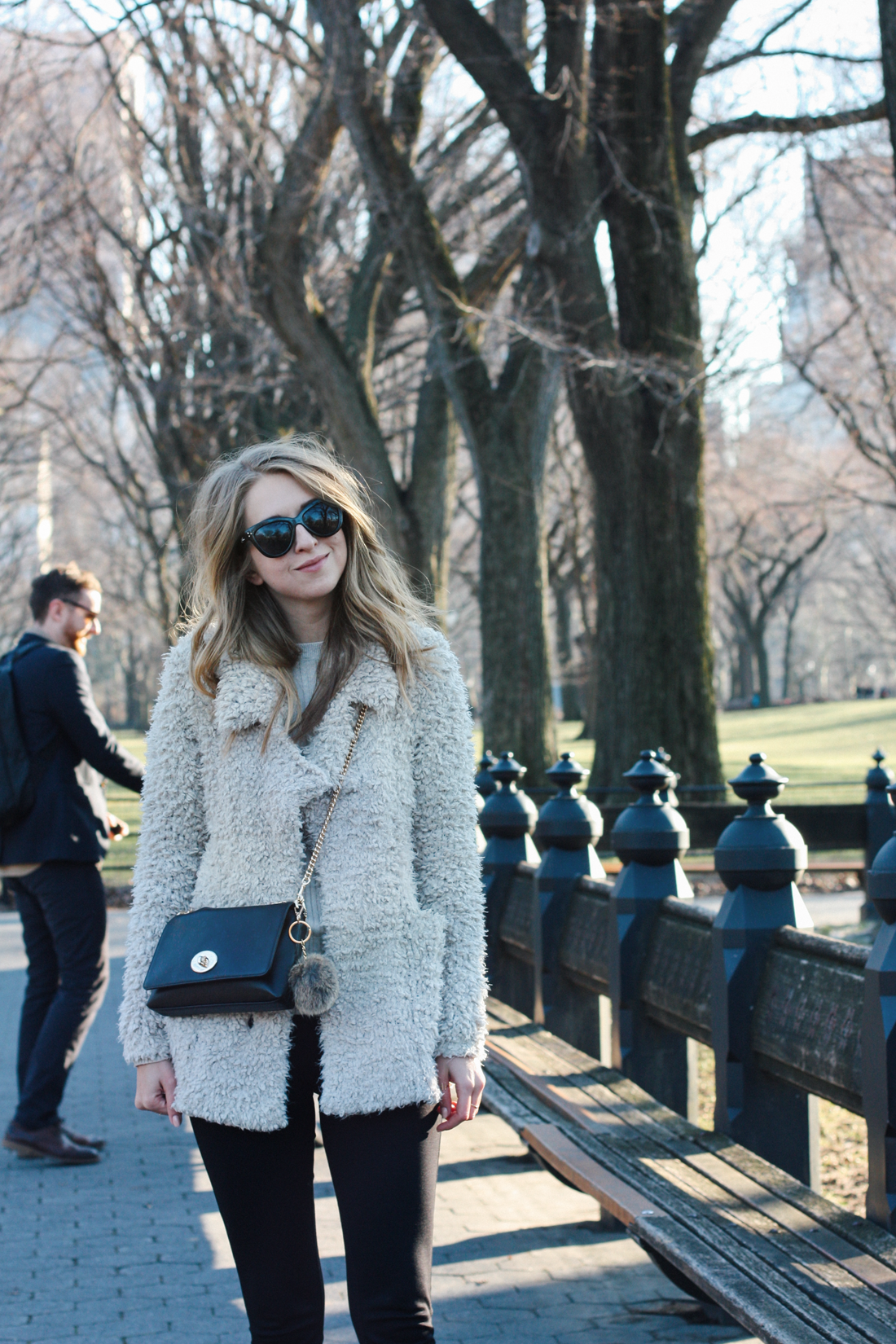 Central Park Sun   truelane