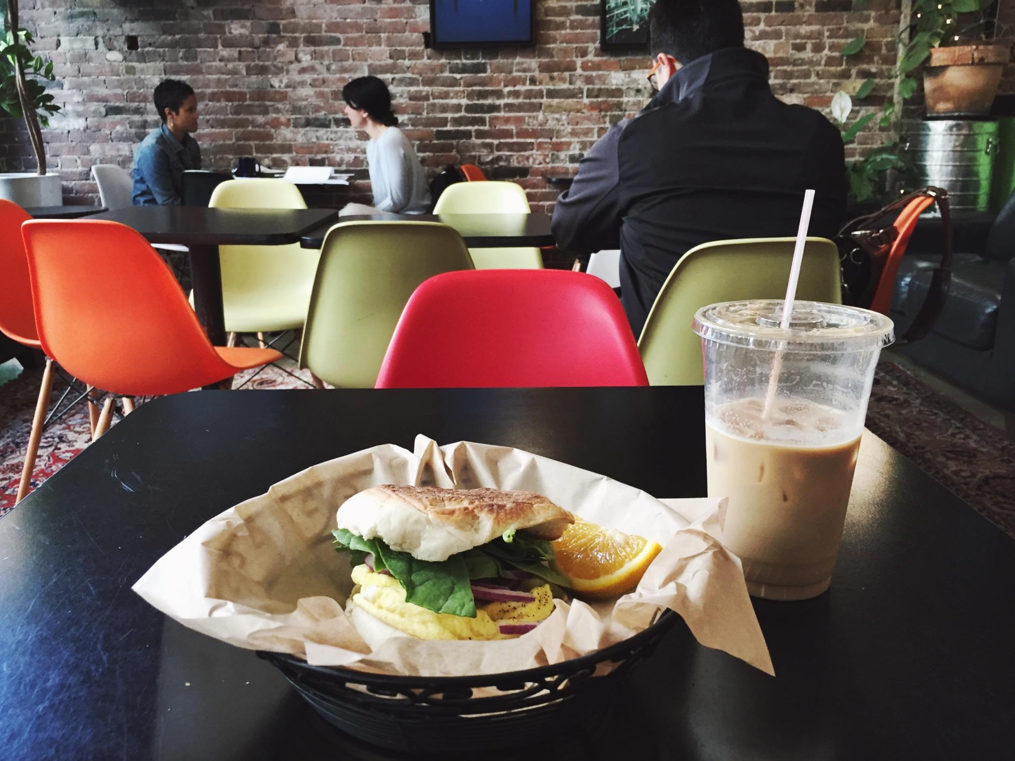 Small Point Café, Providence, RI | truelane