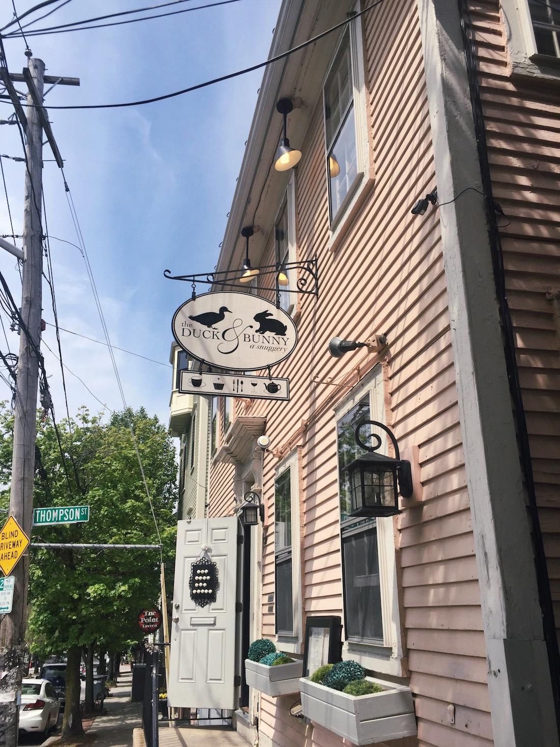 Duck & Bunny, Providence, RI | truelane