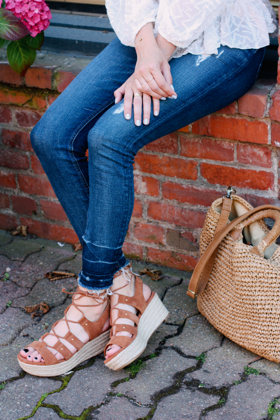 Suede Sandals | truelane