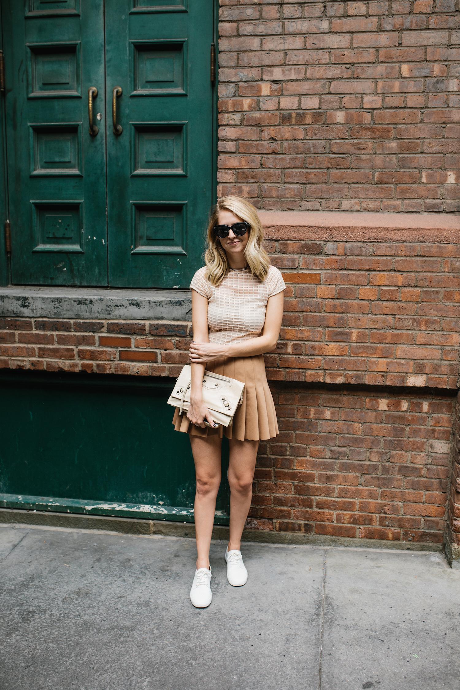New York Fashion Week Neutrals   truelane