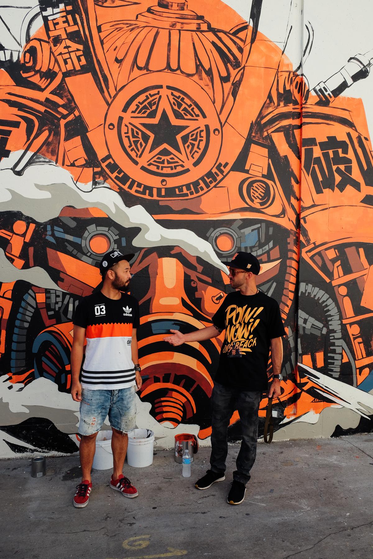 Savoring Summer with POW! WOW! Long Beach | truelane