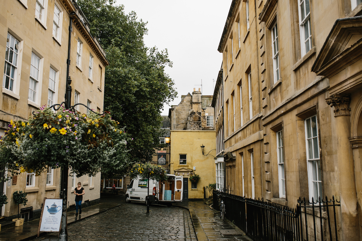 Do-It-Yourself Day Trip: London to Bath | truelane