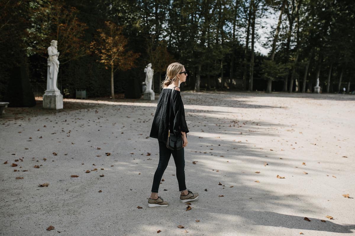 Afternoon at Versailles   truelane