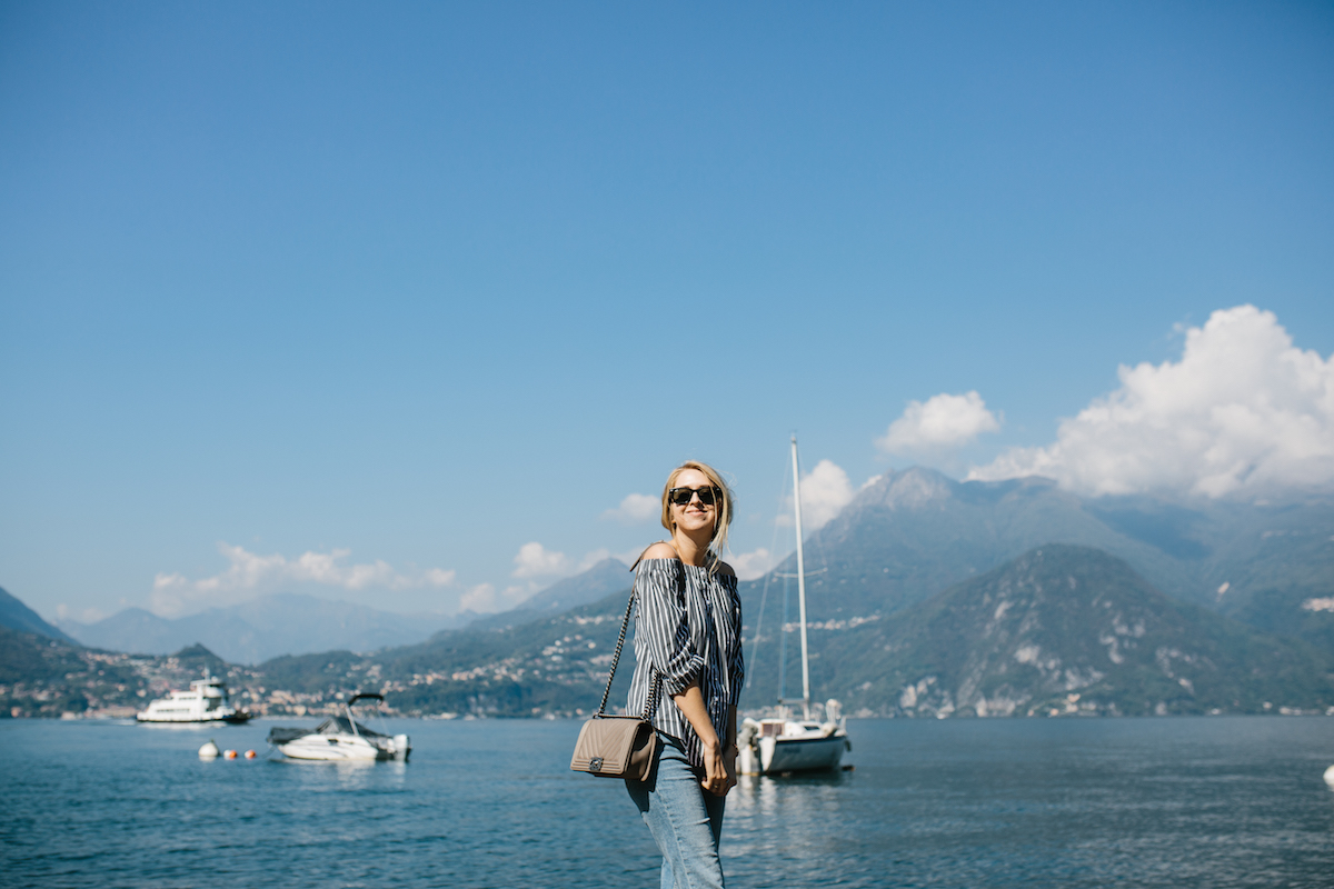 Do-It-Yourself Day Trip: Lake Como, Italy | truelane