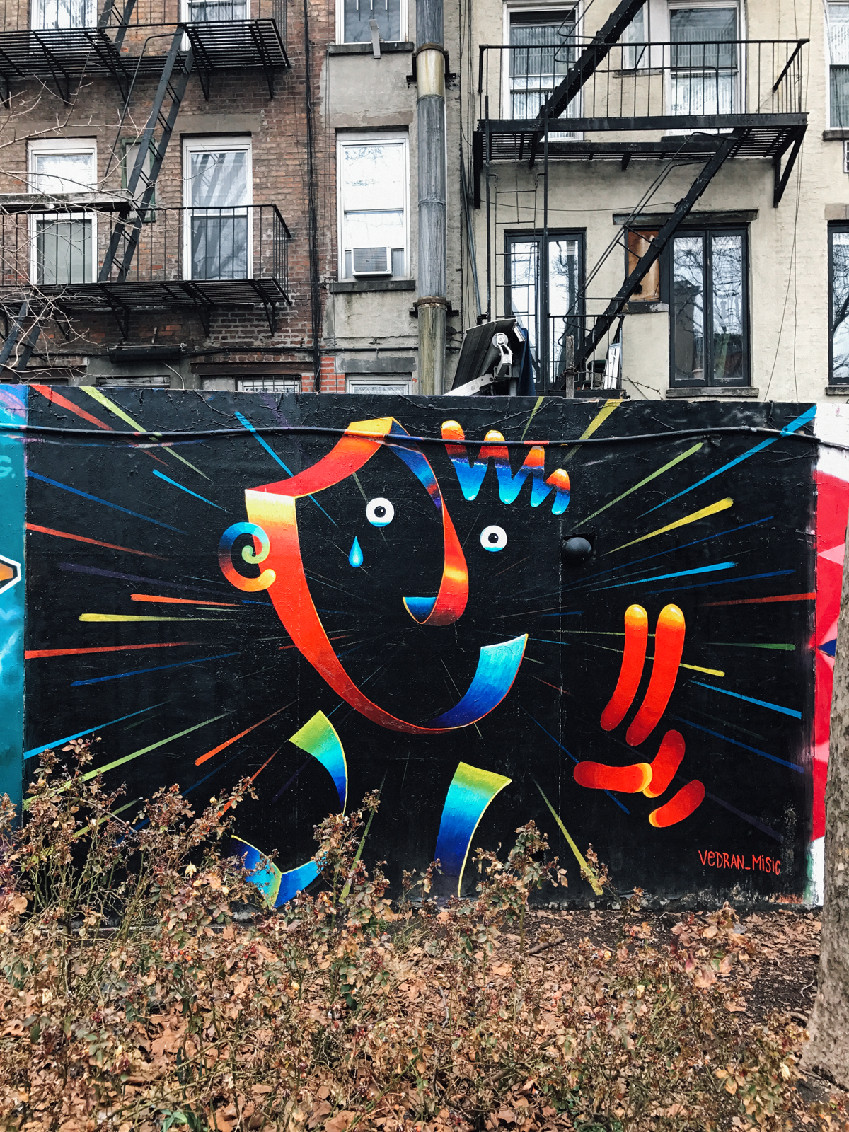 Vedran Misic     |   First Street Green Art Park