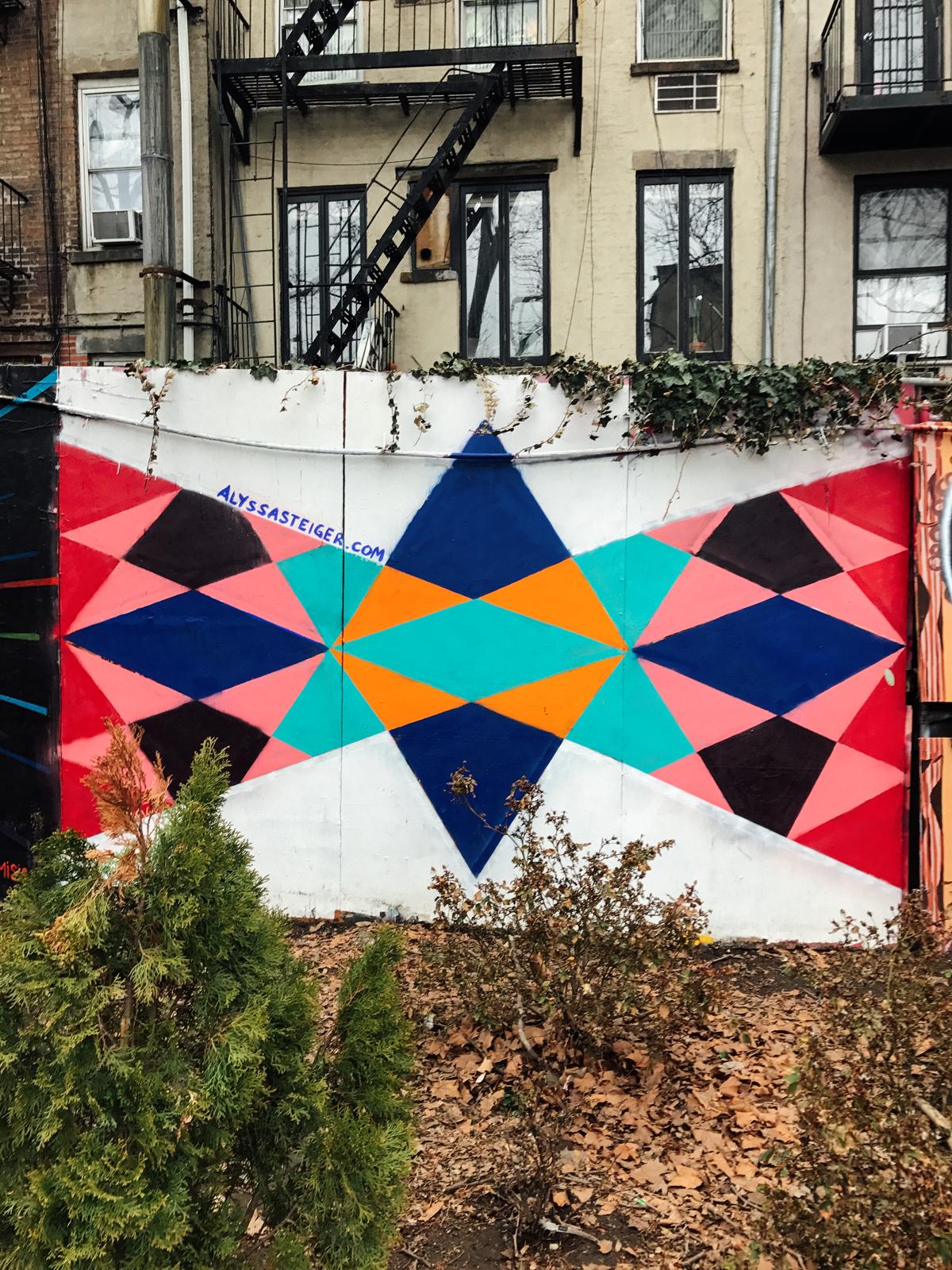 Alyssa Steiger     |   First Street Green Art Park