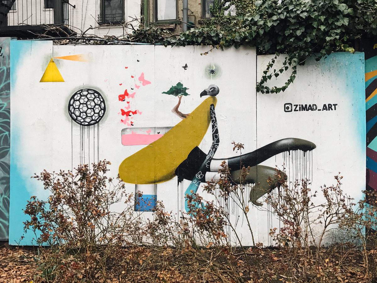 Zimad     |   First Street Green Art Park