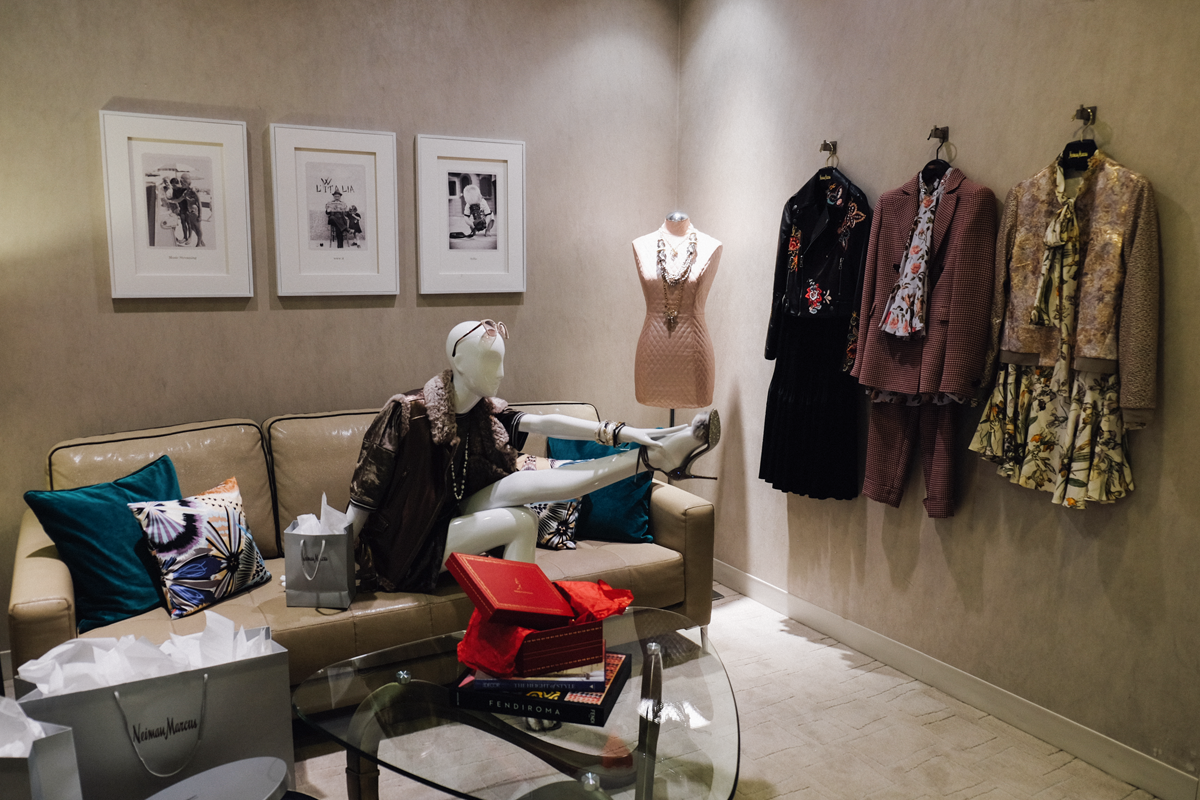 Day At Fashion Valley | truelane