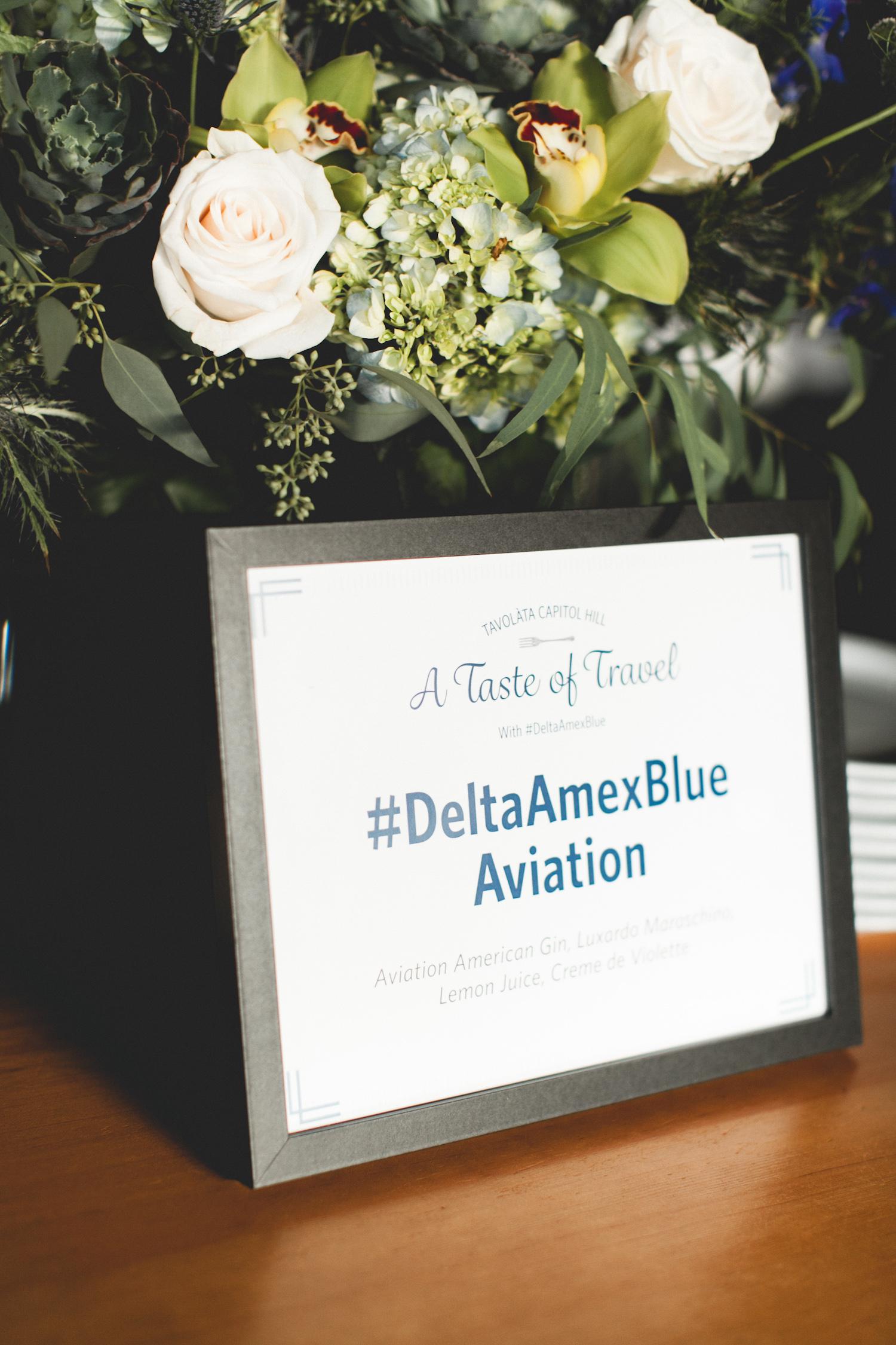 A Taste of Travel with Delta + Amex   truelane