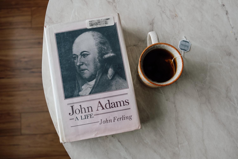Presidential Bio Project: Washington and Adams