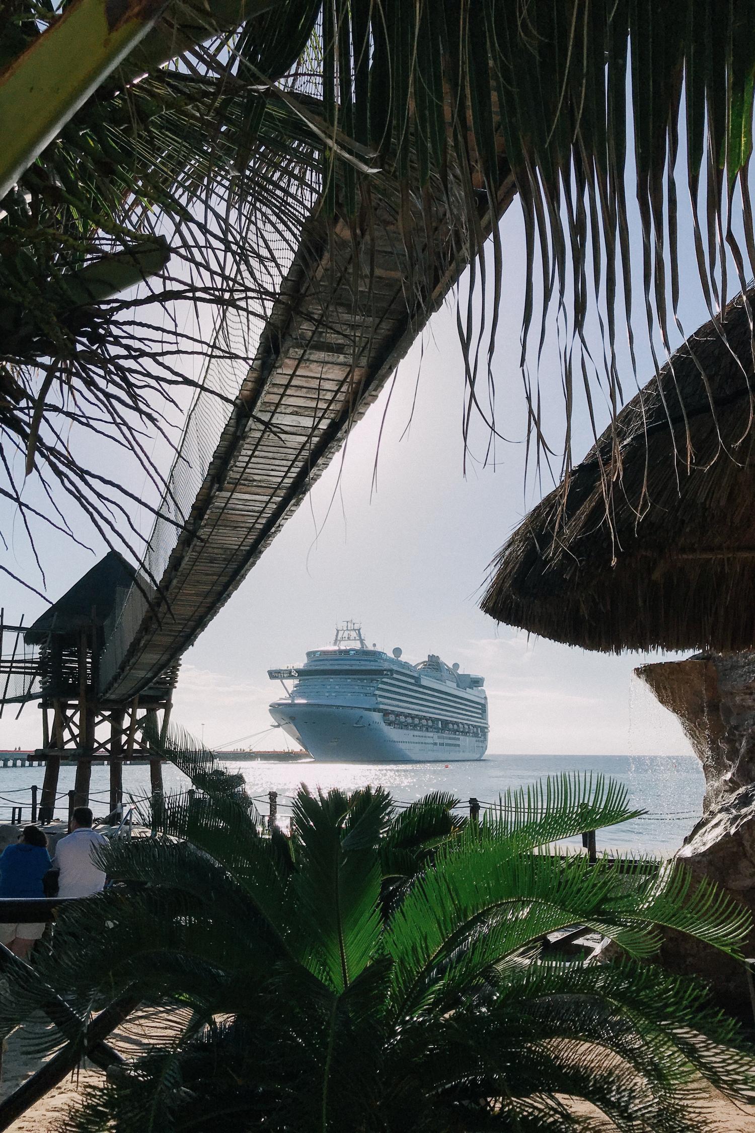 Caribbean Cruise: Costa Maya & Mahahual | truelane