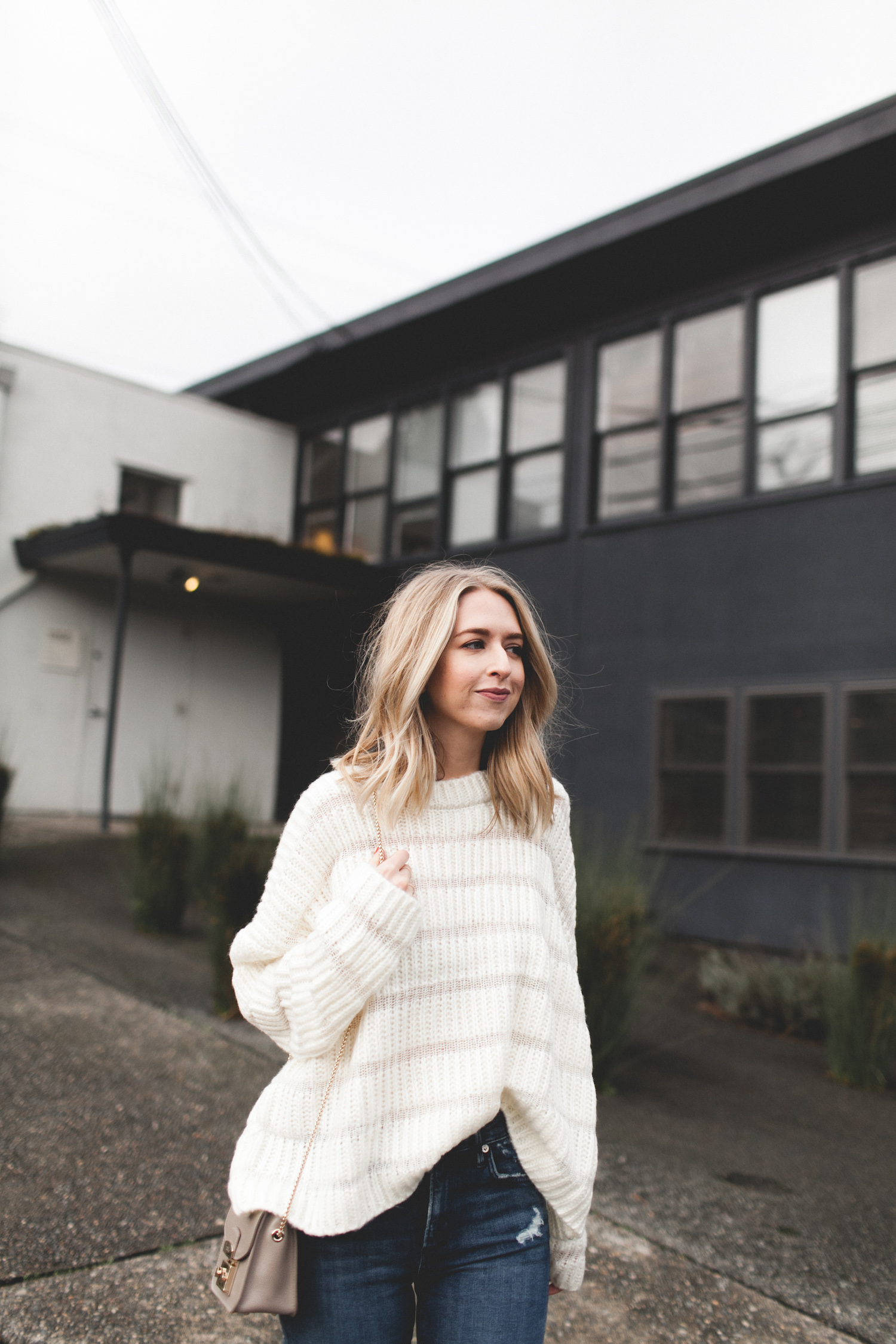 Oversized Sweater | truelane