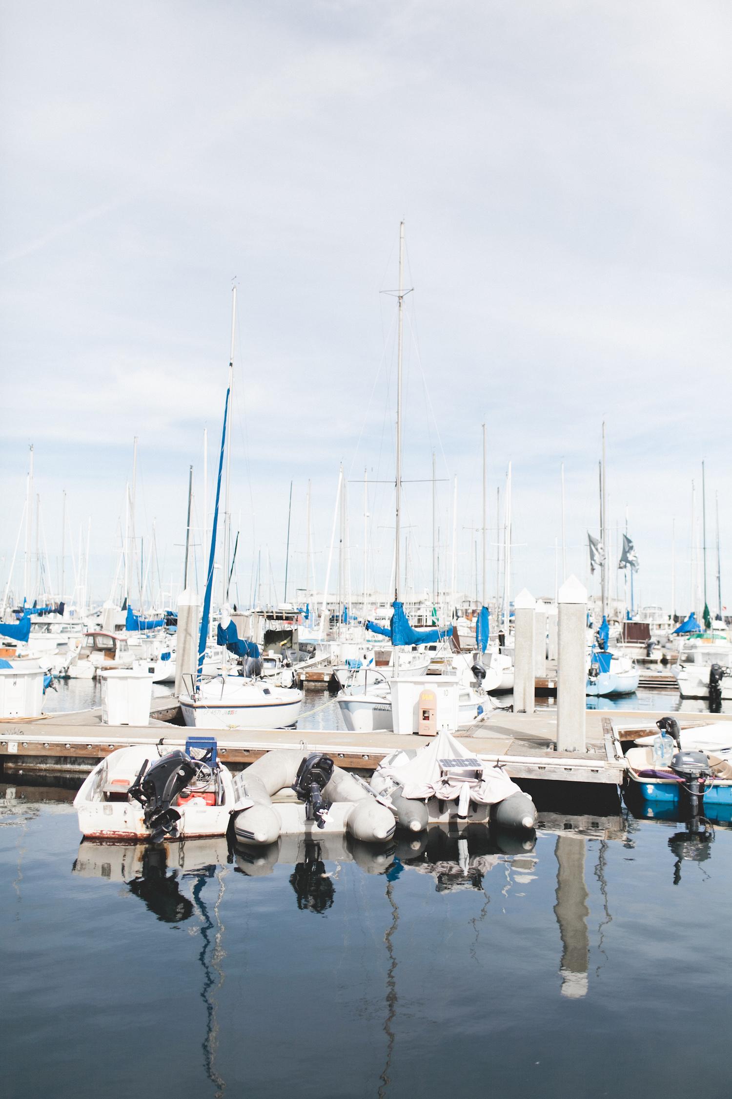 Summer Weather on the Wharf   truelane