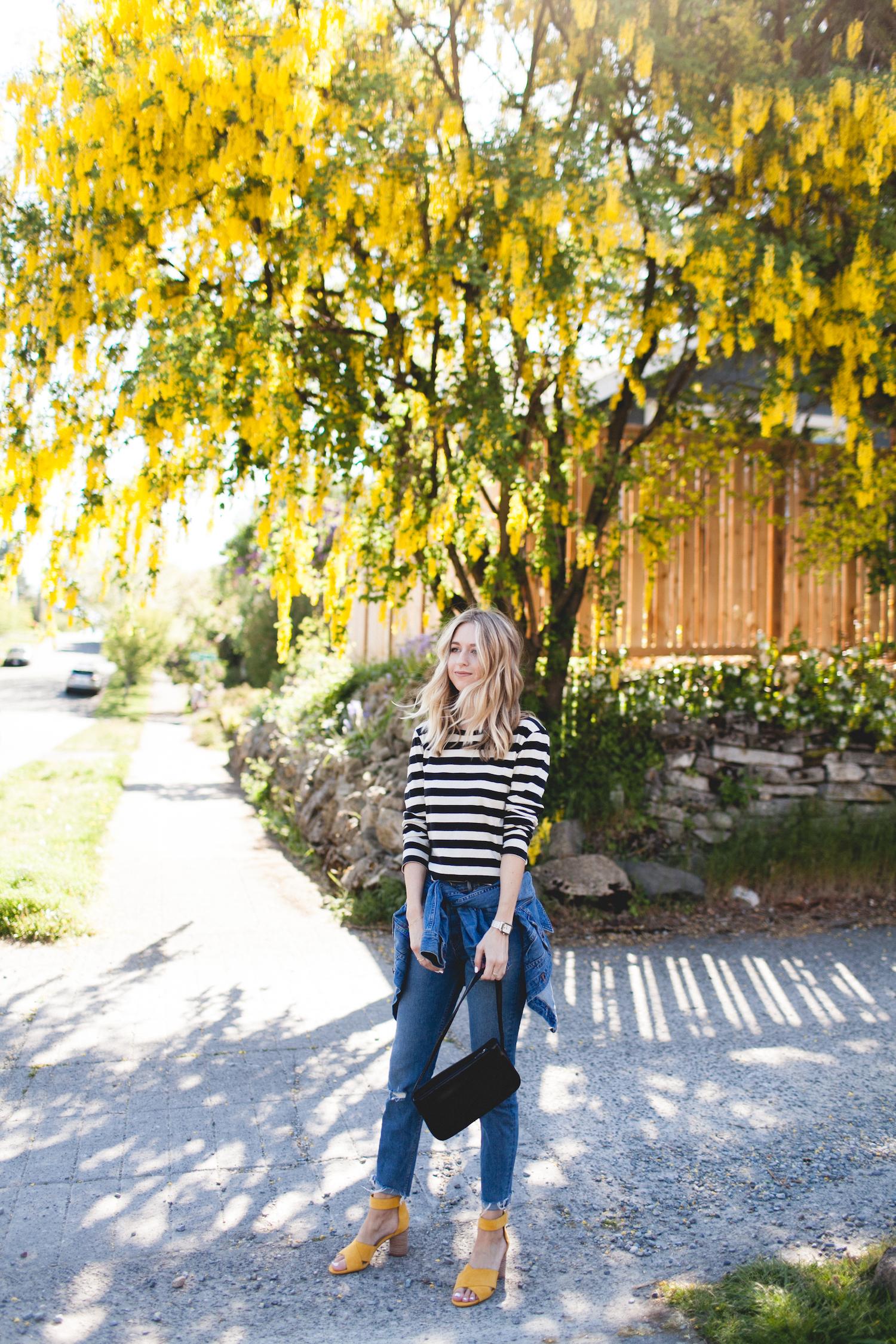 Yellow Summer Sandals | truelane