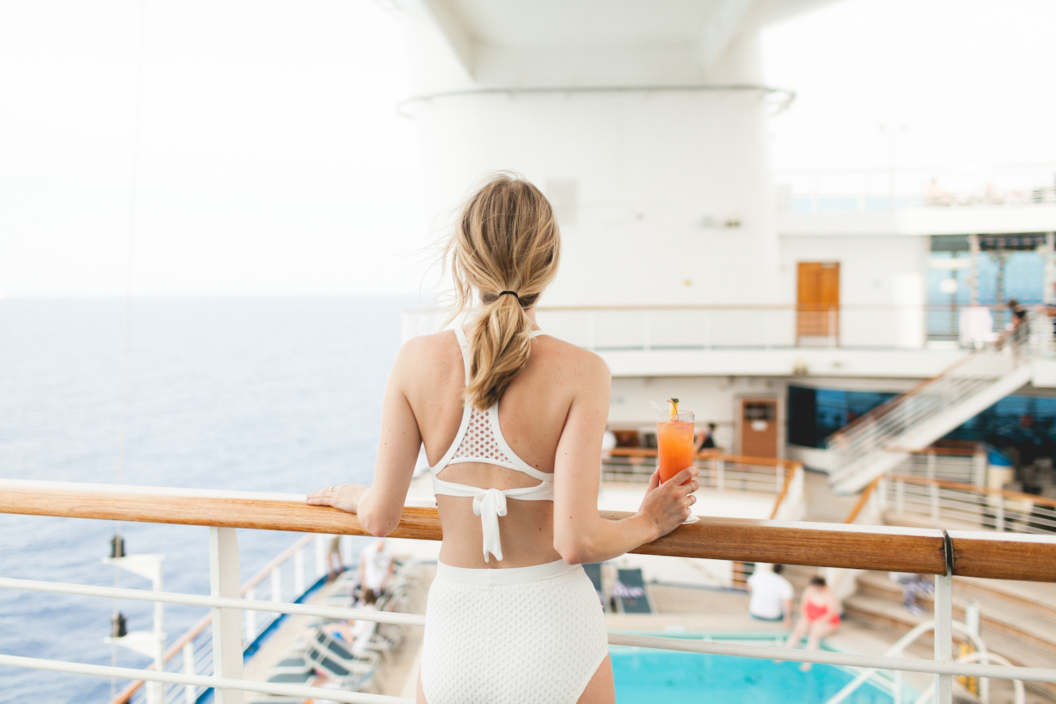 travel, come back new, lido deck, oceannow, terrace pool, fitness center, the love boat, OceanMedallion, Princess Cruises, MedallionClass, Caribbean cruise, 7 Day Western Caribbean Cruise