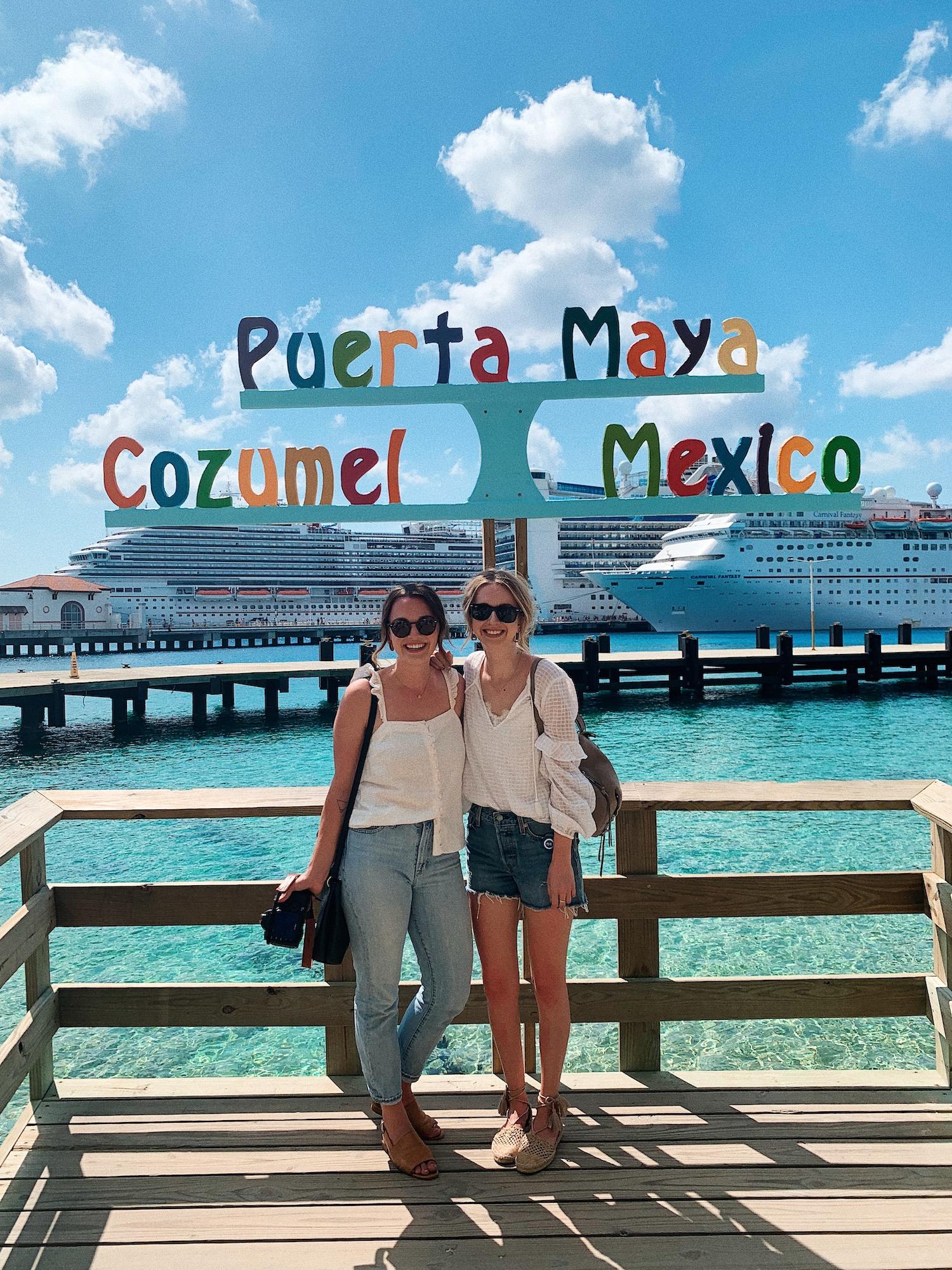 Caribbean Princess, 7 Day Western Caribbean Cruise, Princess Cruises, Puerta Maya, travel blogger, cruise ship, cruising, spring break trip
