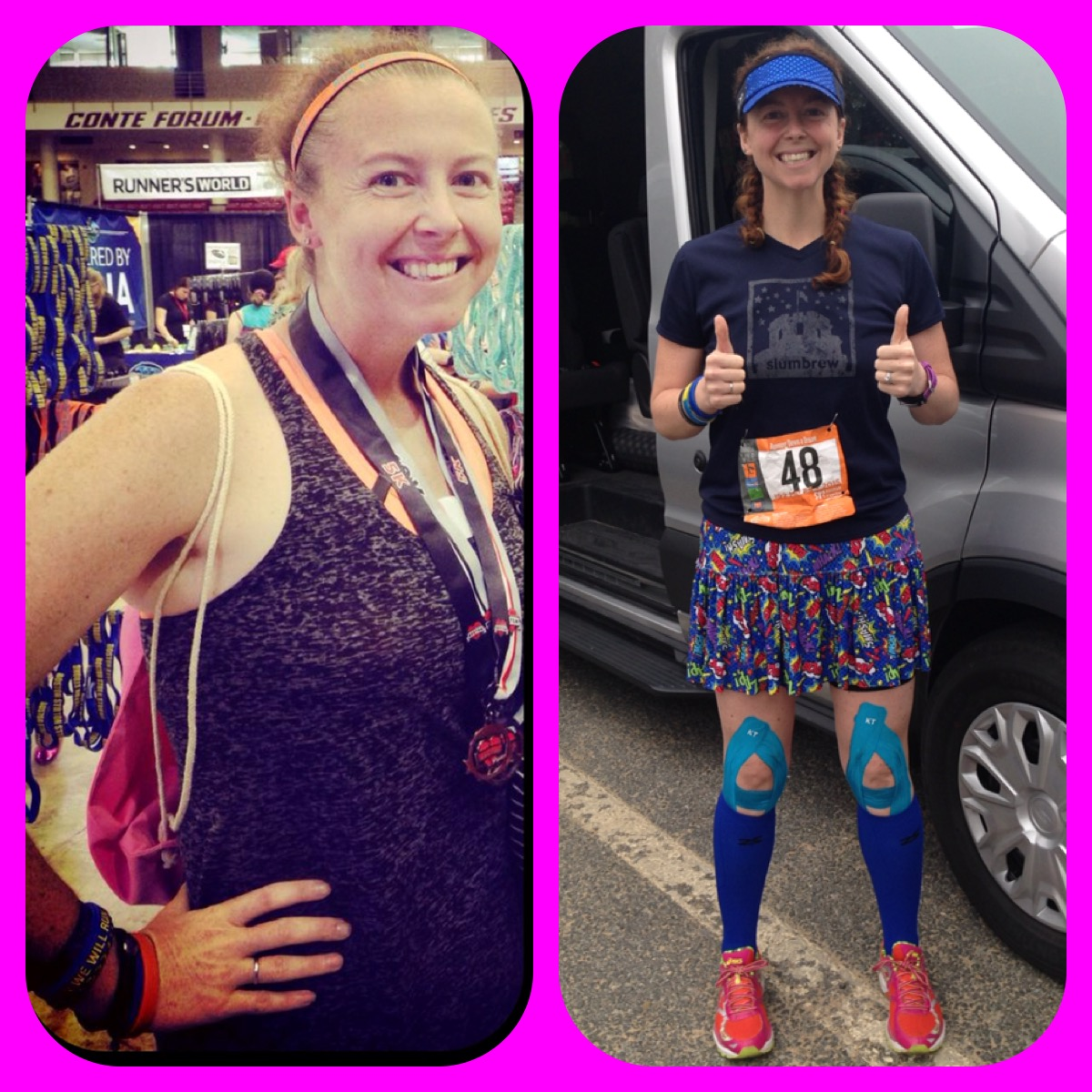 June 2014(178) vs May 2015 (152): After recommitting to my health & re-losing 20+pounds