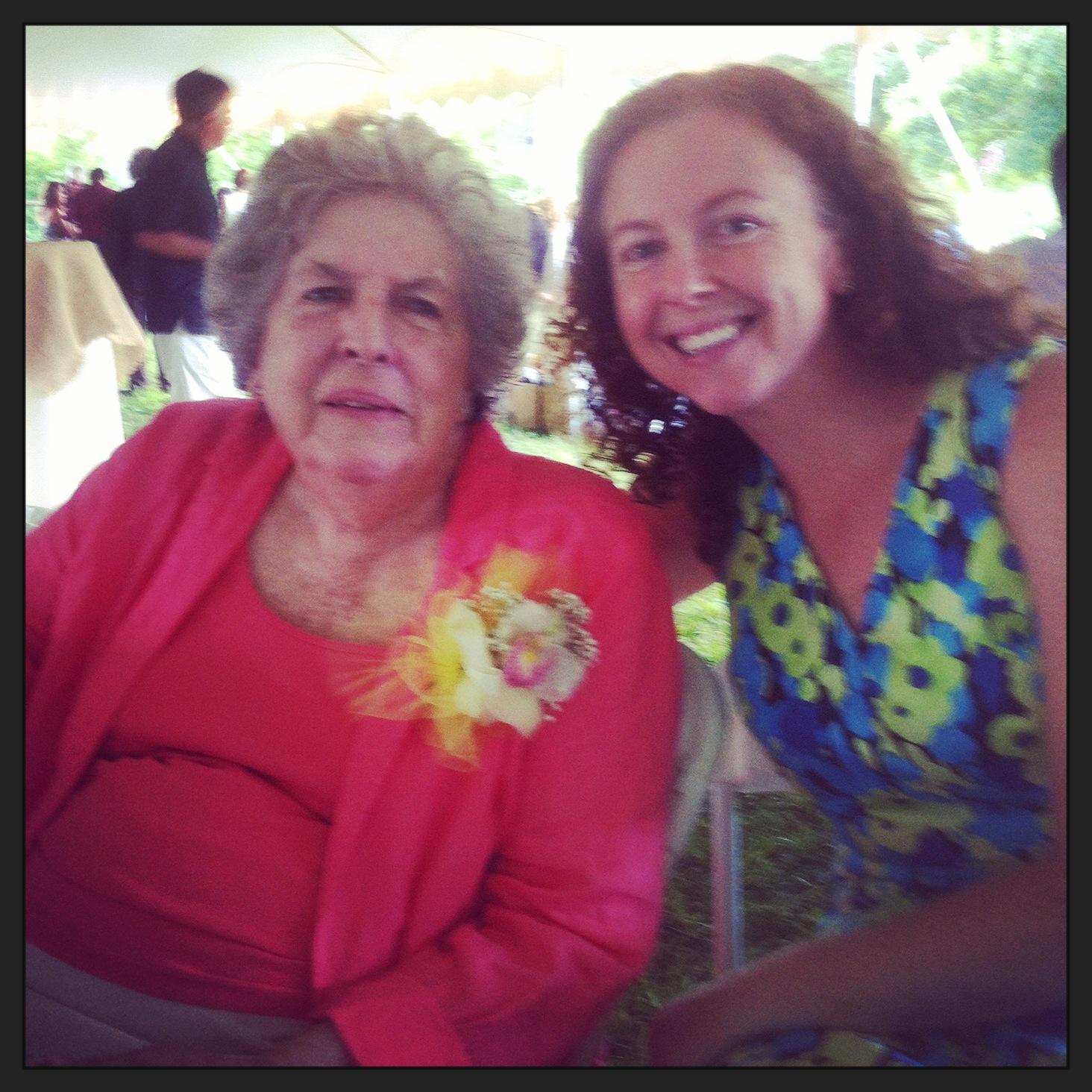 My #1 lady - My Gramma! :)