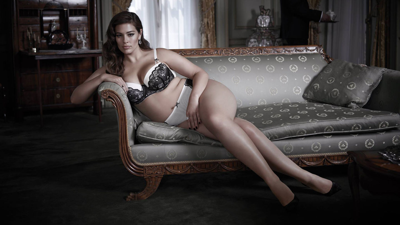 ashley graham boudoir photography