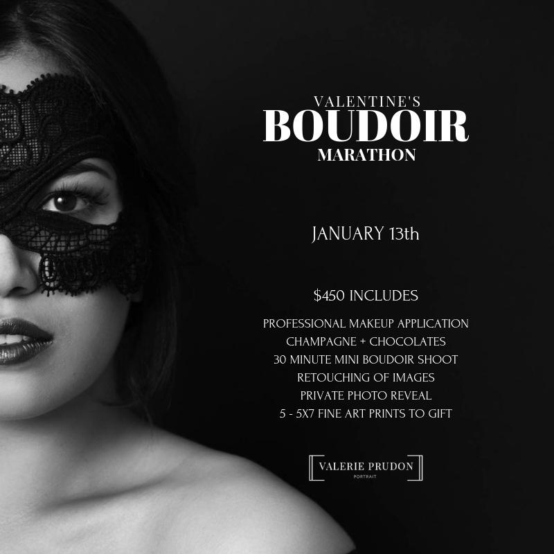 boudoir photography valentine's day valerie prudon sydney