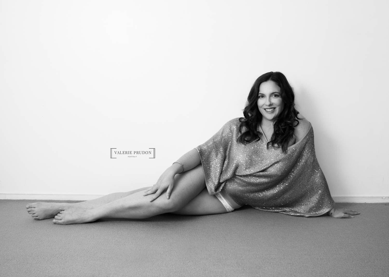boudoir photoshoot Sydney Valerie prudon