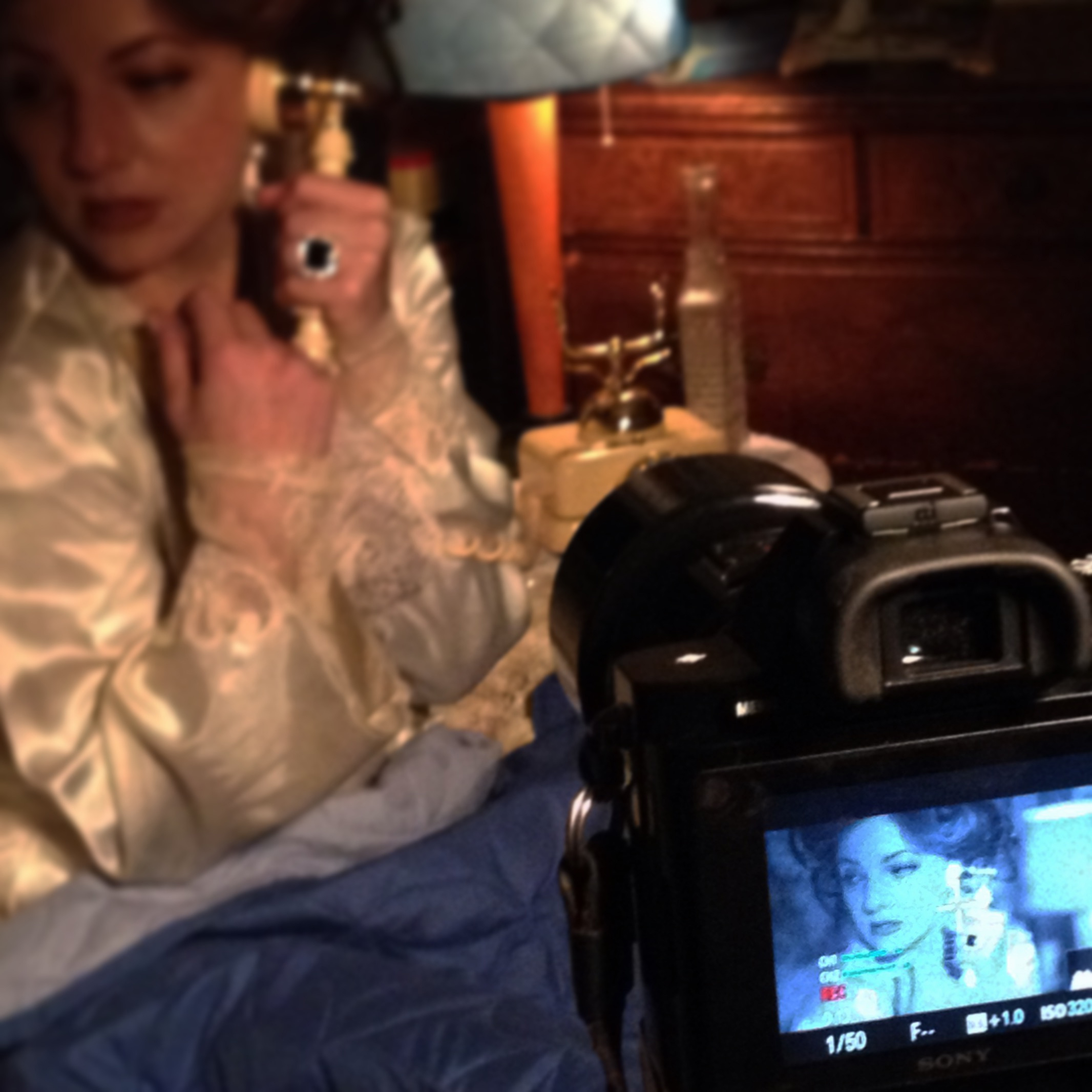 Telephone Shoot